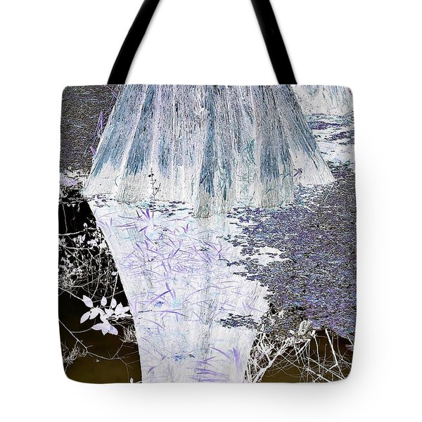 Layers Of Activity Tote Bag