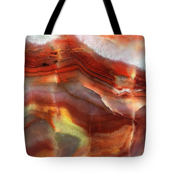Layers Of Expansion Tote Bag
