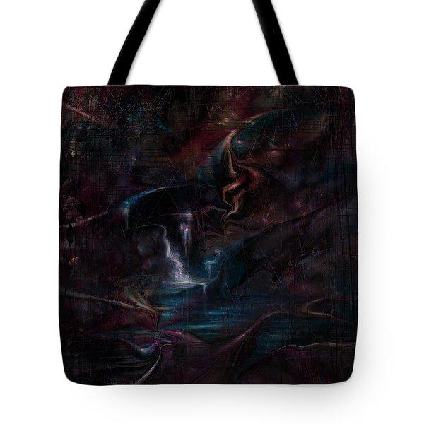Layers Of Life Tote Bag