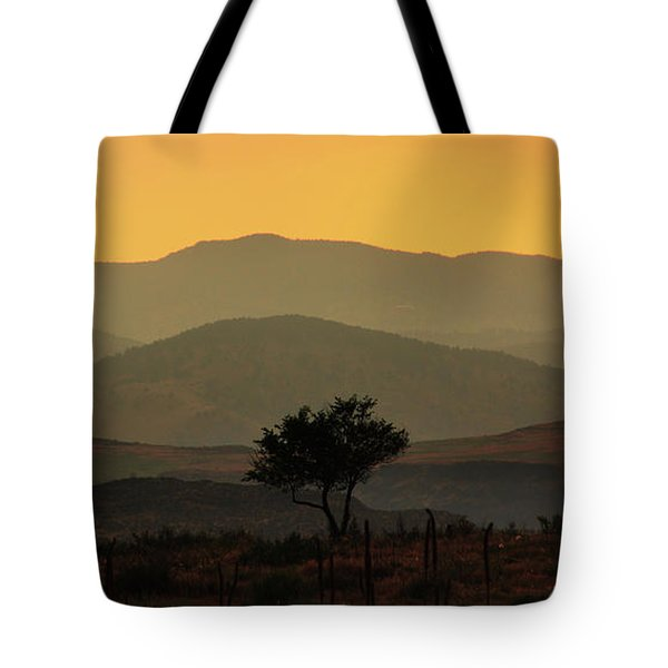 Layers Of Lucidity Tote Bag