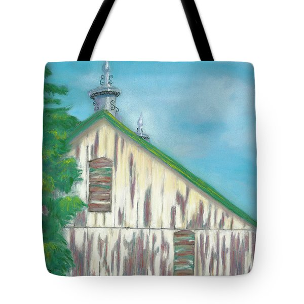 Layers Of Years Gone By Tote Bag