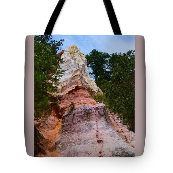 Layers Tote Bag by Warren Thompson