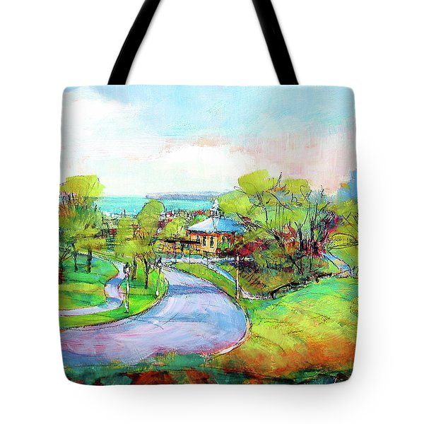 Layfayette Hill Tote Bag