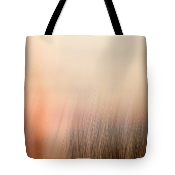 Tote Bag featuring the photograph Laying Low At Sunrise by Marilyn Hunt