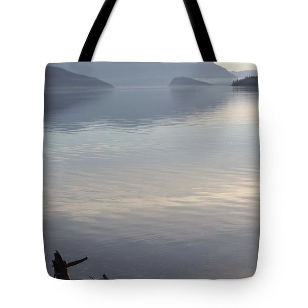 Tote Bag featuring the photograph Laying Still by Victor K
