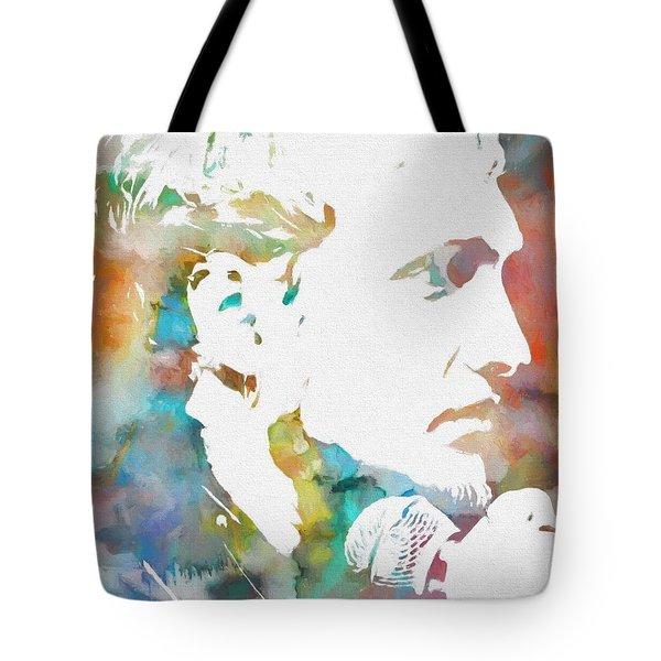 Layne Staley Tote Bag