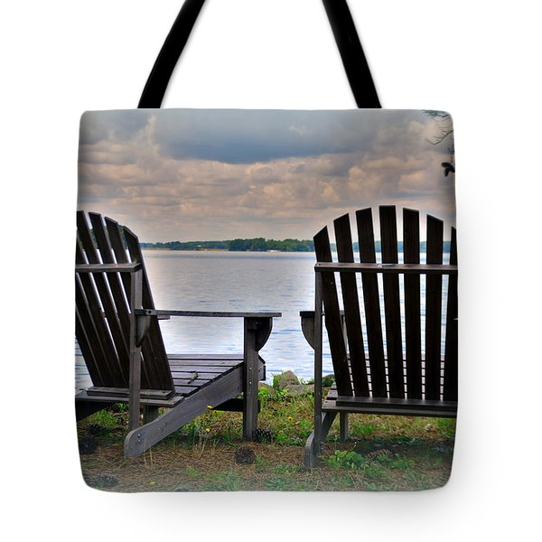 Tote Bag featuring the photograph Lazy Afternoon by Lisa Wooten