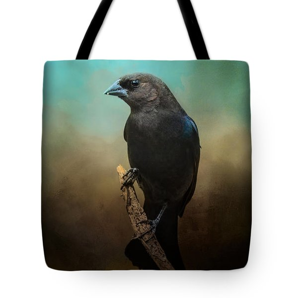 Lazy Bird Tote Bag