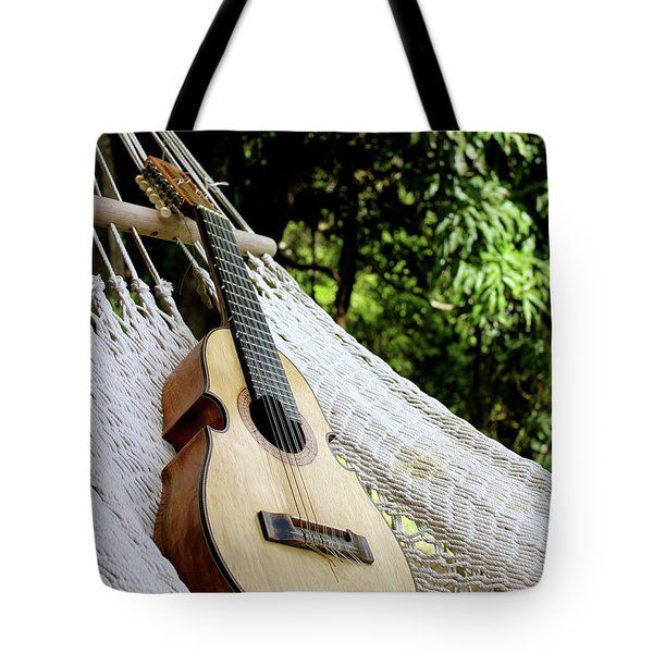 Lazy Cuatro Tote Bag