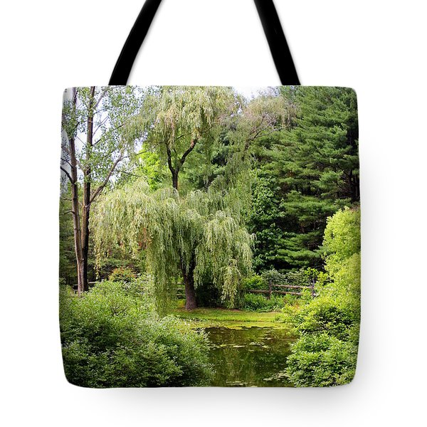 Lazy Pond Tote Bag