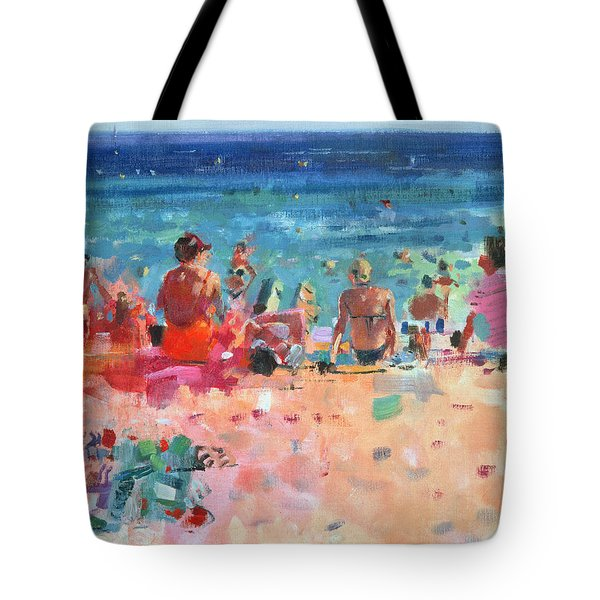 Lazy Sunny Afternoon Tote Bag