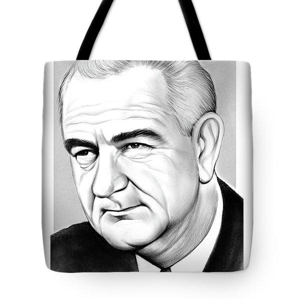 LBJ Tote Bag