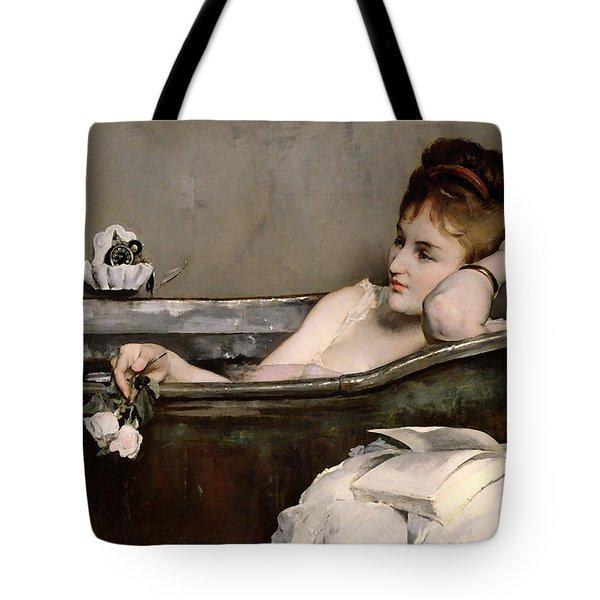 Le Bain Tote Bag