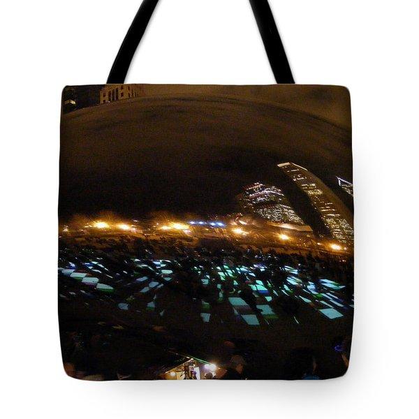 Le Bean Tote Bag