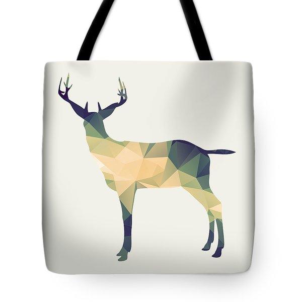 Le Cerf Tote Bag