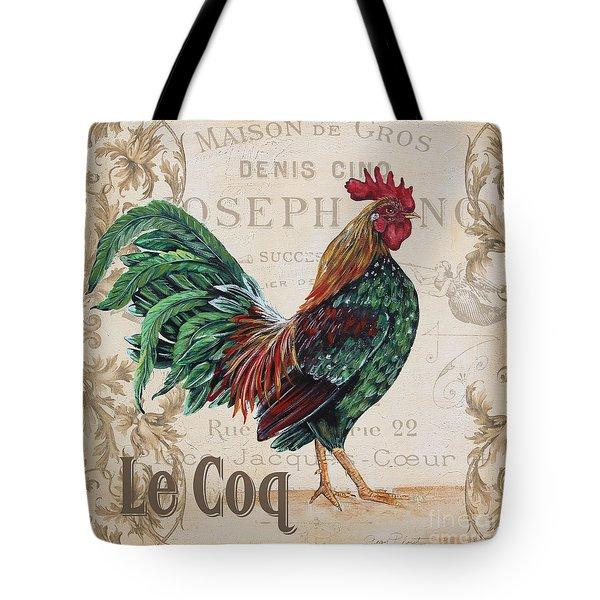 Le Coq-jp3087 Tote Bag