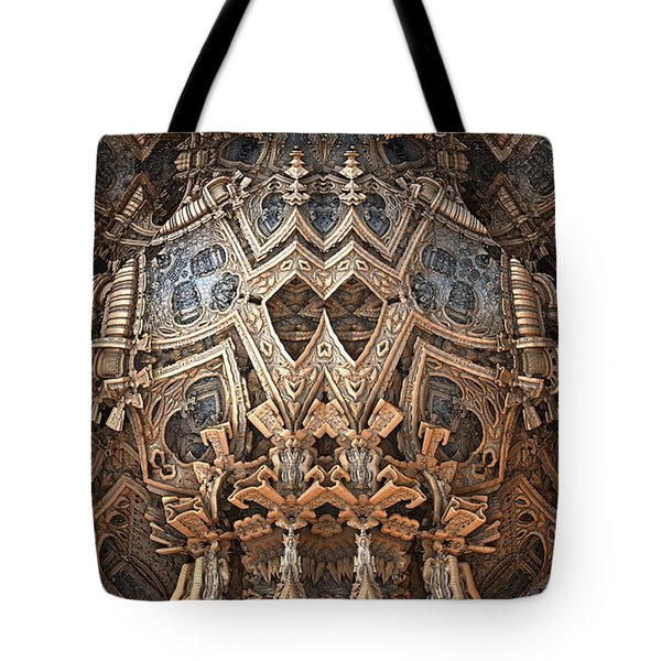 Le Grand Helm Tote Bag