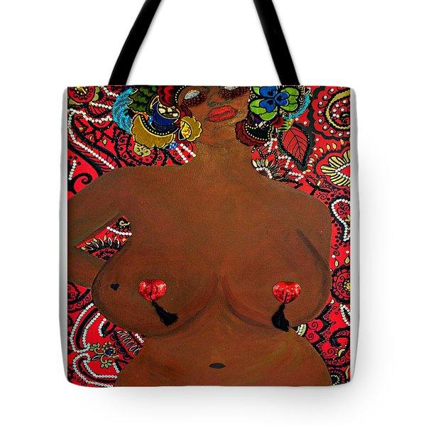 Le Grande Madame Tote Bag