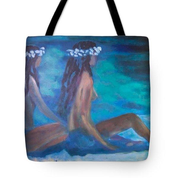 Le Hawaiane  Tote Bag