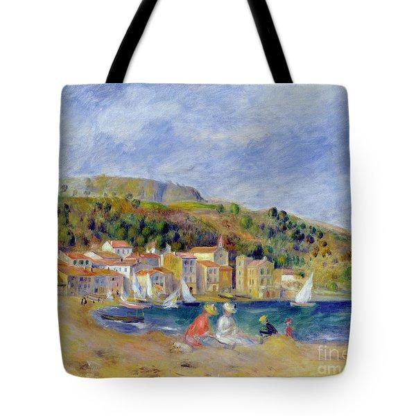 Le Lavandou Tote Bag