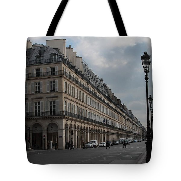 Le Meurice Hotel, Paris Tote Bag