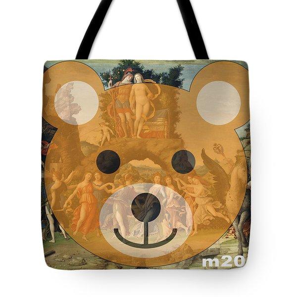 Le Parnasse Tote Bag