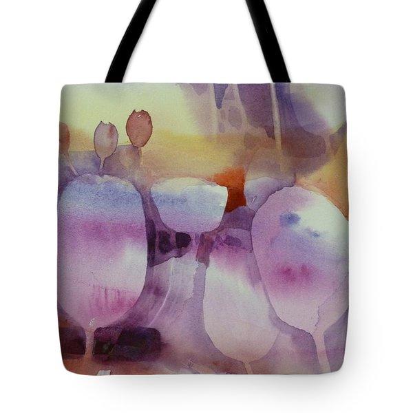 Le Vent Souffle Tote Bag