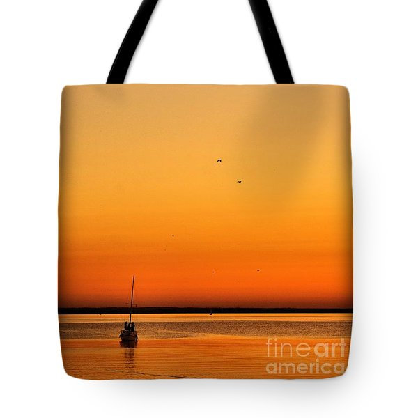Tote Bag featuring the photograph Le Voyage 02 by Aimelle