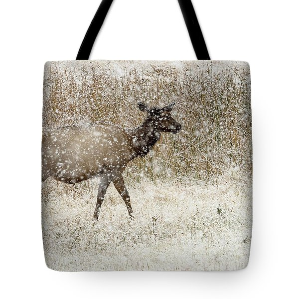 Lead Cow Tote Bag