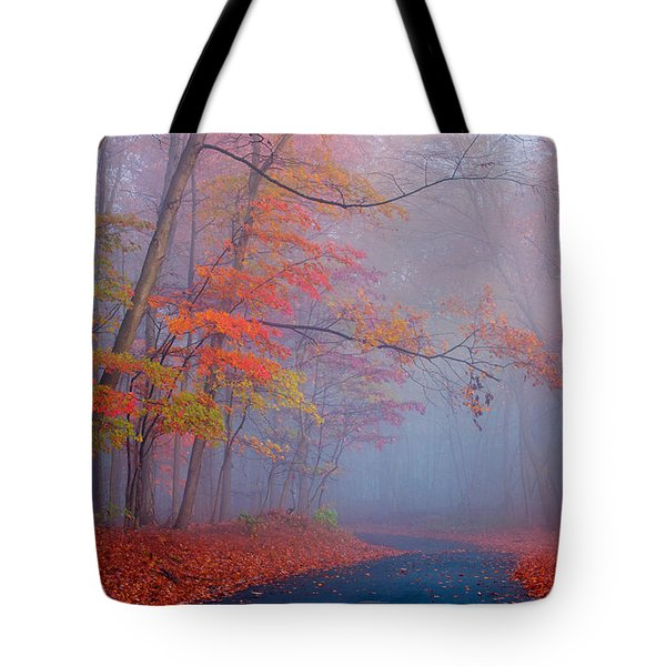 Journey Tote Bag by Rima Biswas