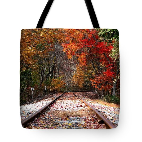 Lead Me Home Tote Bag