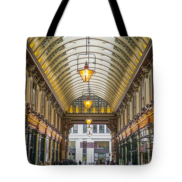 Leadenhall Market Tote Bag
