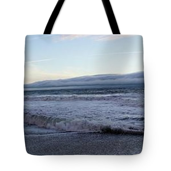 Leading Edge Tote Bag by Michael Courtney