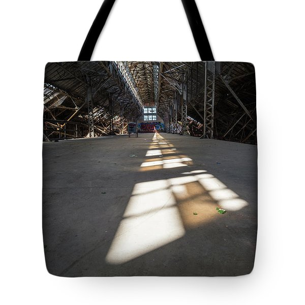 Leading Lights Tote Bag