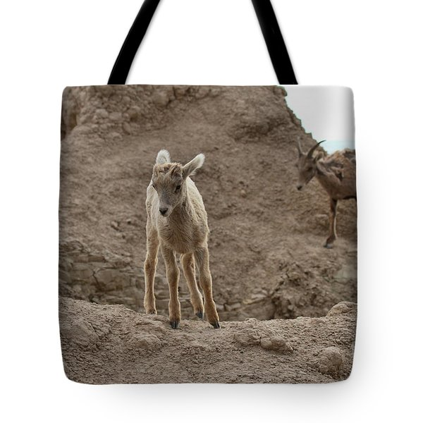 Leading The Family Tote Bag