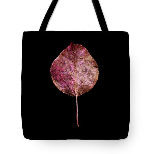 Leaf 20 Tote Bag
