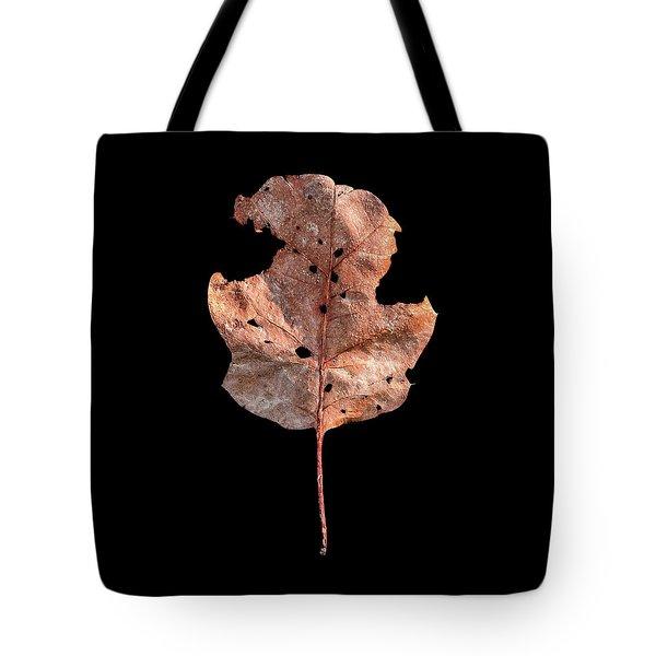Leaf 24 Tote Bag