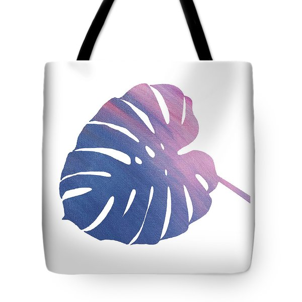 Leaf Abstract 1 Tote Bag