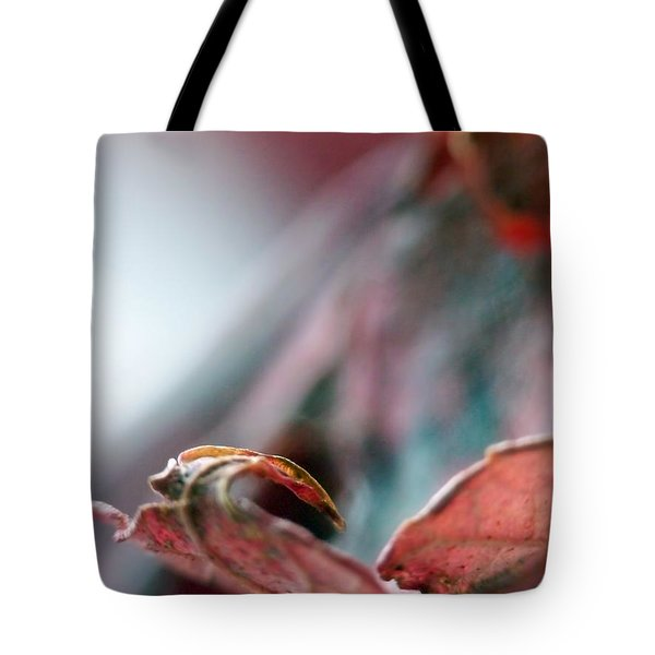 Leaf Abstract I Tote Bag