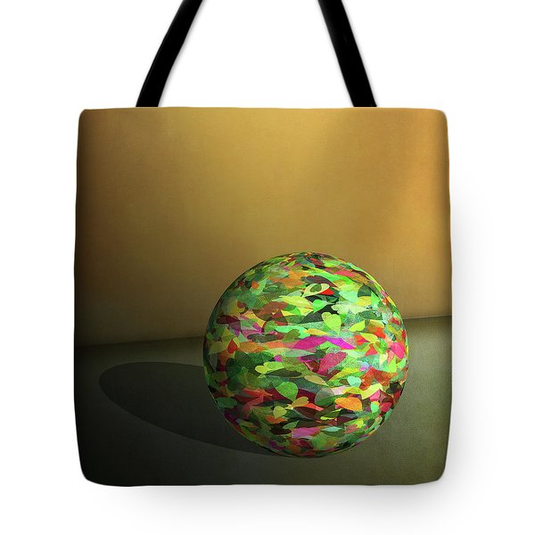 Leaf Ball -  Tote Bag