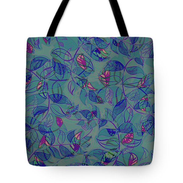 Leaf Mesh Tote Bag by Linde Townsend