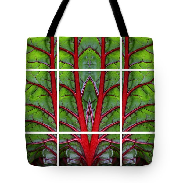 Leaf Of Life Tote Bag