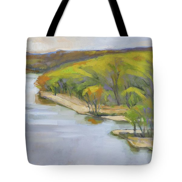 Leaf Out Tote Bag