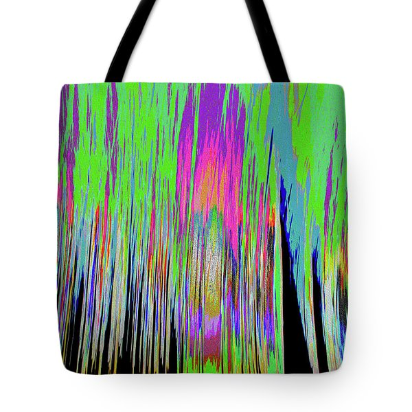 Tote Bag featuring the photograph Leafless Trees by Tony Beck