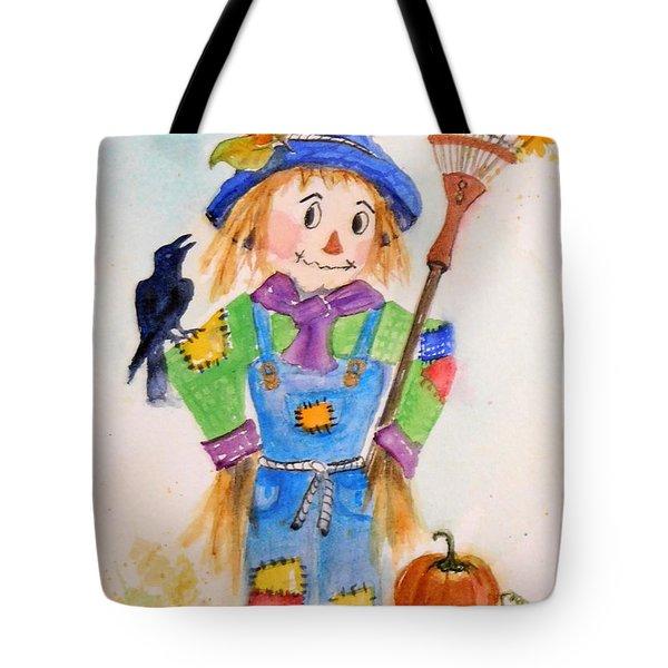 Leafy Lester Tote Bag