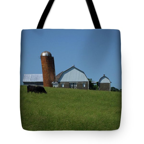 Tote Bag featuring the photograph Lean Beef by Robert Geary