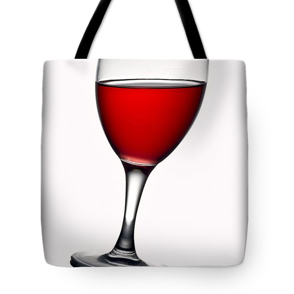 Leaning Tote Bag by Gert Lavsen