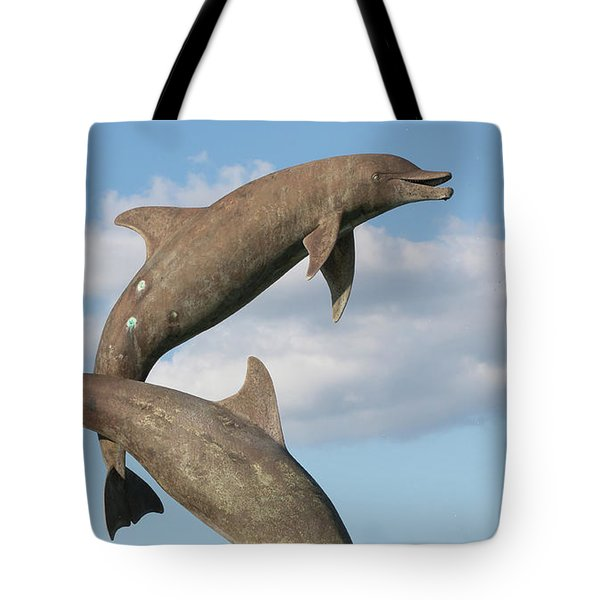 Leap For Joy Tote Bag