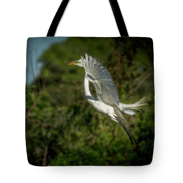 Tote Bag featuring the photograph Leap Of Faith by Marvin Spates