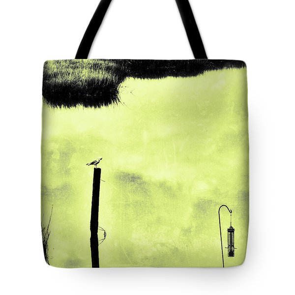 Leap Of Faith - Sunrise Sunset Photo Art Tote Bag